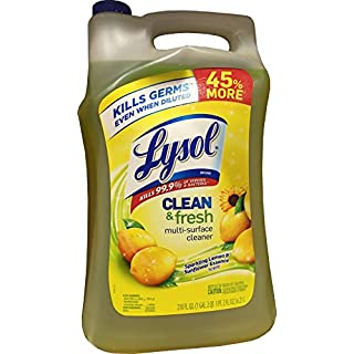 Lysol Clean & Fresh Multi Surface Cleaner 210 Fl Oz, 210 fl. oz.