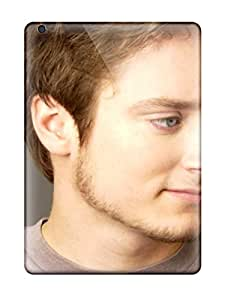 Durable YY-ONE For Ipad Air Tpu Cover(men Male Celebrity Elijah Wood0879 )