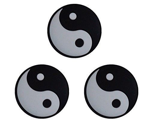3 Tennis Antivibrazioni Yin Yang Emoji Pro Z-5252x3