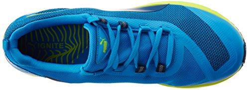 PUMA IGNITE XT - Zapatillas de deporte para hombre Blu (Blau (cloisonné-poseidon-sulphur spring 01))
