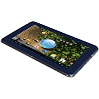Sungale ID720WTA 7 Android Tablet, use the browser to surf the internet, check email, watch videos, listen to music, read eBooks, enjoy social media, and much more