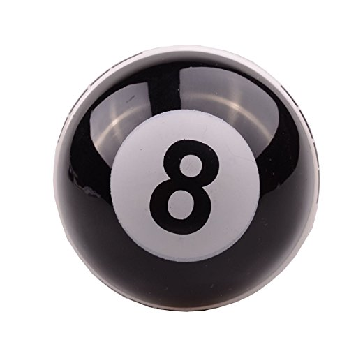 8 ball shift knob universal - 8