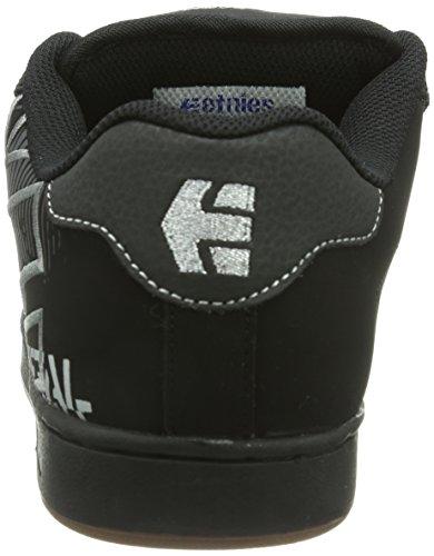 Etnies Metal Mulisha Fader - Zapatillas de skateboarding negro - Schwarz (579/BLACK/GREY/GUM)