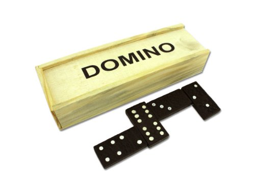 Bulk Buys GW022-120 Domino Set by bulk buys