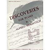 Discoveries For Piano