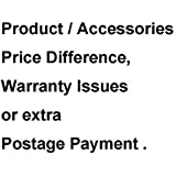 Extra Money for Price Difference or Shipping Cost