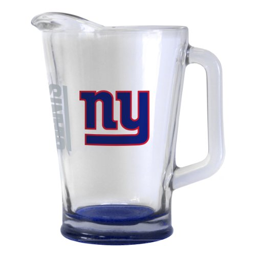 NFL New York Giants Elite Pitcher, 60-Ounce