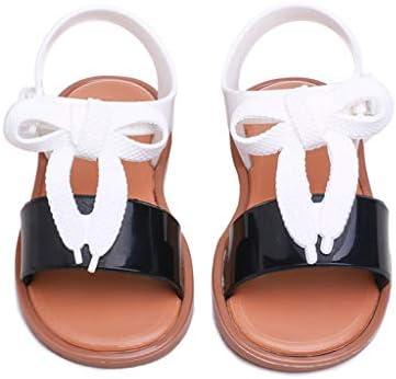 Kimloog Kids Boys Girls Closed Toe Summer Beach Sandals Soft Sole Walker Shoes