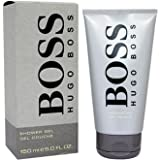 Gel Doccia Boss Bottled di Uomini, 1er Pack (1 x 150 ml)