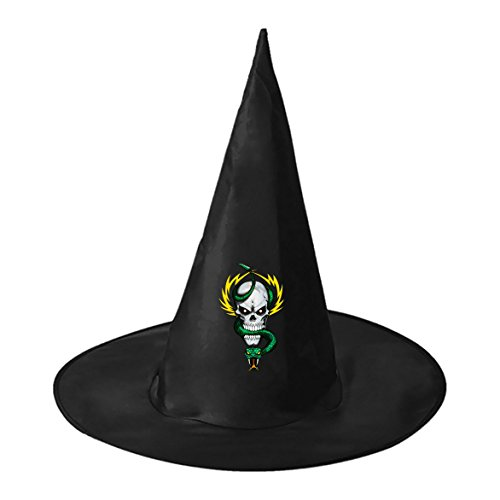 Youtube Halloween Make Up (Halloween hat Powell-Peralta McGill Skull Kids Dress up Costume Party Hat for Halloween)