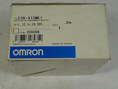 Proximity Sensor, Capacitive, 30mm, NPN, NO by Omron (Image #3)