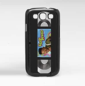 Cool 90's Fresh Prince Video Tape Hard Snap on Phone Case (Galaxy s3 III)