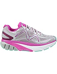 MBT Shoes Womens GT 17 Athletic Shoe Leather/Mesh Lace-up