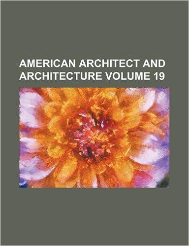 Read online American architect and architecture Volume 19 PDF, azw (Kindle), ePub, doc, mobi