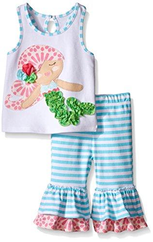 Mud Pie Girls Sleeveless Playwear