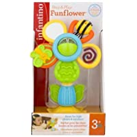 Infantino Stay & Play Funflower