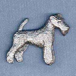 Fox Terrier Jewelry Wire - 9