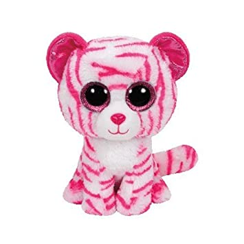 Ty Peluche, Juguete, Color Blanco/Rosa, 15 cm (United Labels Ibérica