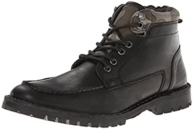 Amazon.com | Steve Madden Men's Namesake Boot | Snow Boots