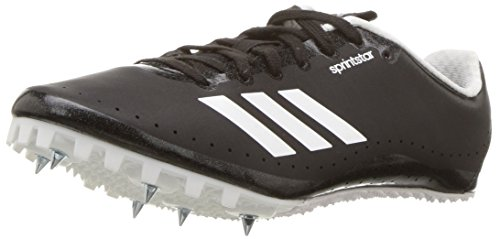 adidas Performance Men's Sprintstar, Core Black/Orange/White, 3.5 M US by adidas (Image #1)