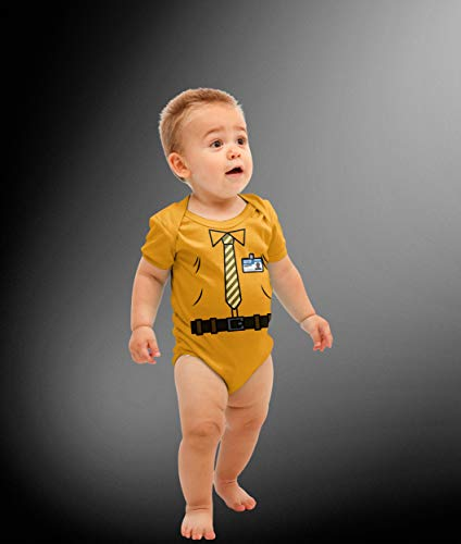Baby Scranton Paper Salesman Cosplay