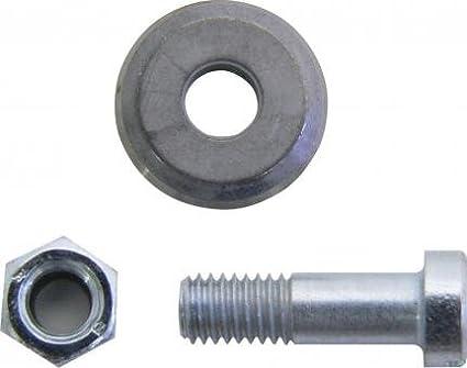 SIGMA-HM Roue de rechange 15 x 2,9 mm, alésage 5,1 mm, vis M5x16
