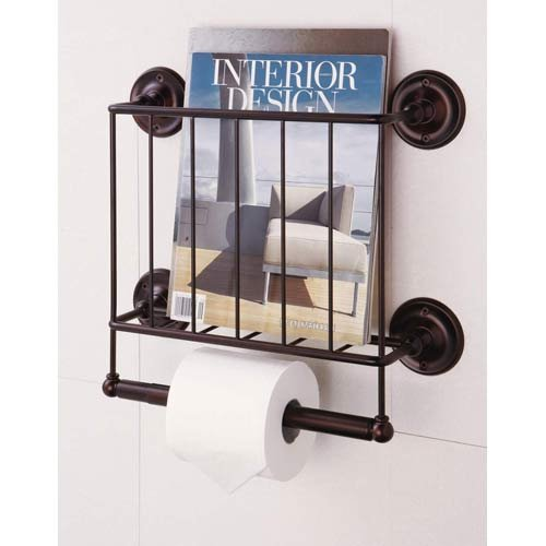 Organize All Estate Magazine Rack