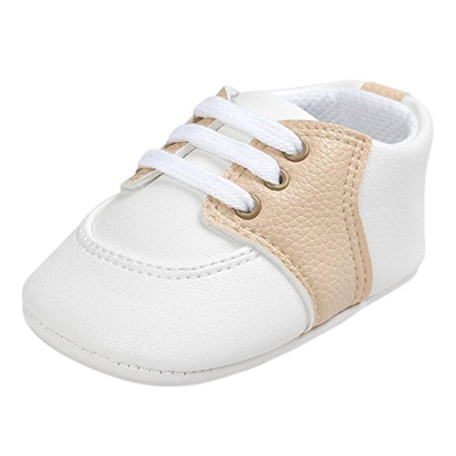 Elevin(TM)2017 Summer Baby Infant Girl Boy Skidproof Crib Soft Sole Flat Sneakers Shoes (12~18 Month, - Fashion 5dollar