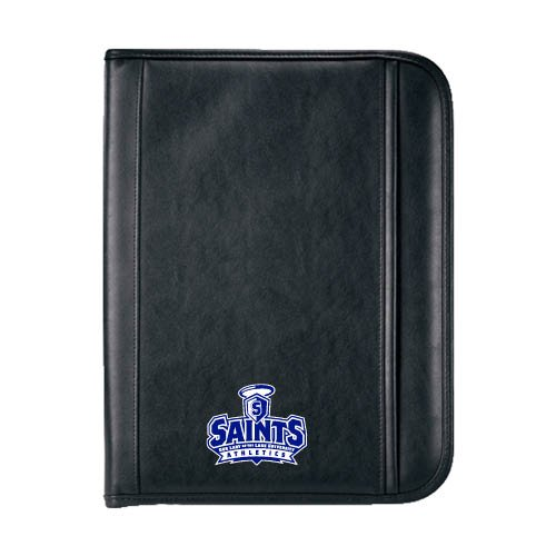 OLLU Insight Black Calculator Padfolio 'Our Lady of the Lake University Athletics - Offical Logo' by CollegeFanGear
