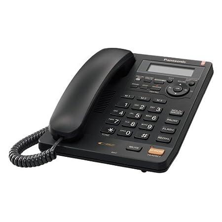 Panasonic KX-TS620B Integrated Corded Phone with All-Digital Answering System, Black Panasonic Canada KXTS620B