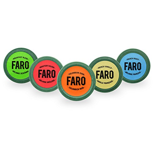 Faro Roasting Compostable Breakfast Compatible product image