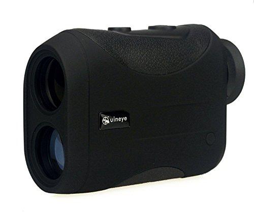 Uineye Golf Rangefinder - Range : 5-1800, 1200,1000 Meters, 0.3 Meters Accuracy, Laser Rangefinder with Height, Angle, Horizontal Distance Measurement