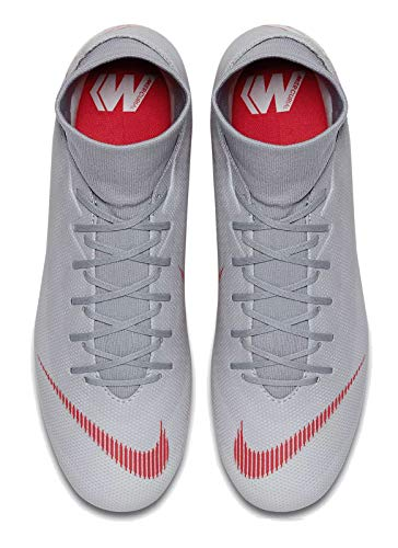 060 Academy Fitness Pure 6 Nike Mixte Adulte SG Platinum Crimson Superfly Lt Chaussures Grey Multicolore Wolf de YA6xaw