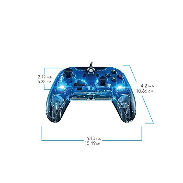 PDP 048-121-NA Afterglow Wired Controller for Xbox One (048-121-NA) - Xbox One 7