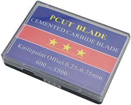 15pcs 45 ° HQ cuchillas para creación PCUT kingcut cortador de vinilo de corte plotter en venta: Amazon.es: Amazon.es