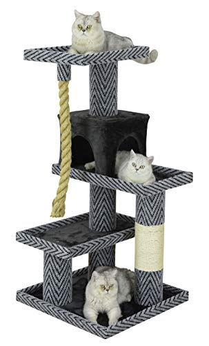 Go Pet Club Sequoia Cat Tree LP-852