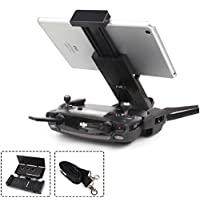 Hobby Signal 4.7-12.9 inch Tablet Smartphone Holder Rotatable Foldable Bracket Mount Adjustable Extender for DJI Spark & Mavic Pro Remote Controller