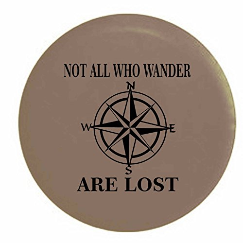 Compare Price Fifth Wheel Spare Tire Cover On