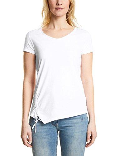shirt Cecil white T 10000 Donna Bianco qYTgTx5f