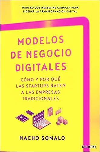Modelos de negocio digitales de Ignacio Somalo Pecina