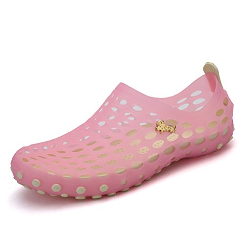 amp; On Shoes Mo Water Women's Pull Coo Pink dwxag7dq