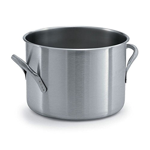 Vollrath 78580 Stock Pot / Double Boiler Pot, Stainless Steel, 11-1/2 (Vollrath Stainless Steel Double Boilers)