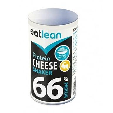 Queso Proteico en Polvo Eatlean 80 g: Amazon.es: Alimentación y ...
