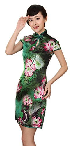avacostume-womens-silk-chinese-cap-sleeve-retro-qipao-cocktail-mini-dress-large-water-lily