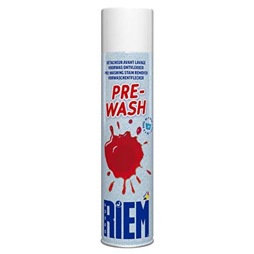 PRE-WASH – Vlekverwijderaar sproeien voor het wassen – RIEM – 0,6 L – Aërosol