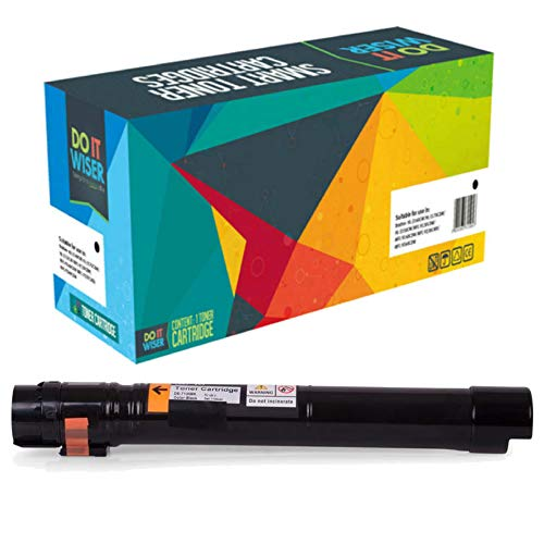 Do it Wiser Compatible Toner Cartridge Replacement for Dell 7130cdn 7130 | 330-6135 (Black, High -