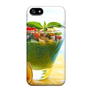 Awesome Cases Covers/iphone 5/5s Defender Cases Covers(drink Fruit)