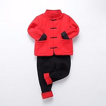 XIU*RONG Los Niños Vestidos Para Niños Y Niñas Vestido De Abrigo Para 1-