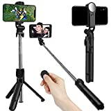Best Iphone Selfie Sticks - Rusee Selfie Stick,Extendable Selfie Stick Tripod Stand Review