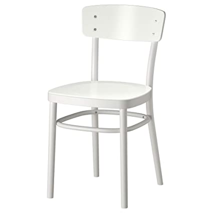 Phenomenal Amazon Com Idolf Chair White Kitchen Dining Alphanode Cool Chair Designs And Ideas Alphanodeonline